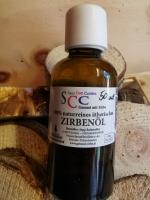 100 % naturreines Zirbenöl  100ml